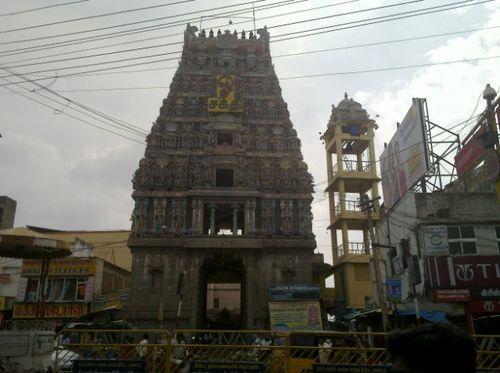 Kottai_Mariamman_Temple