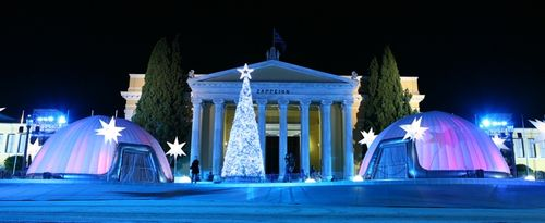 Chrismas in Athens
