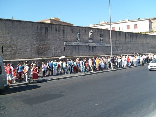Rome_queue - things to avoid