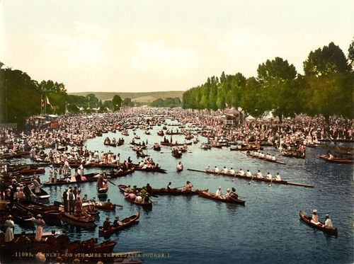 Henley Royal Regatta, England